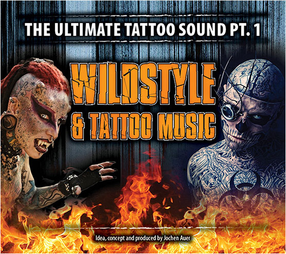 Wildstyle & Tattoo Music - Cover Front